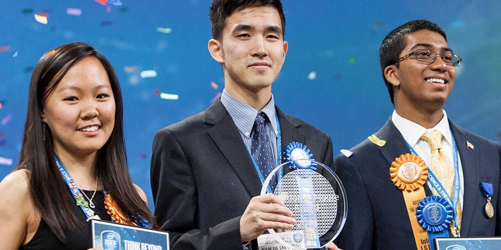 vincitori ISEF 2016
