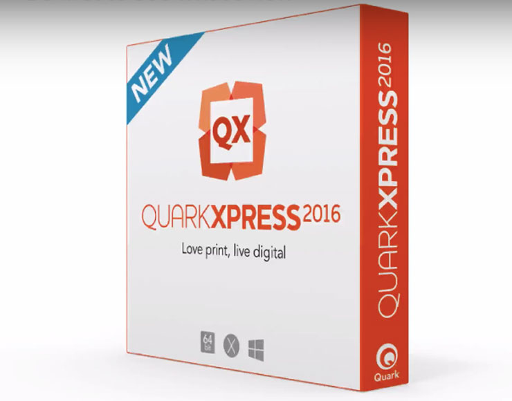 Quark XPress 2016