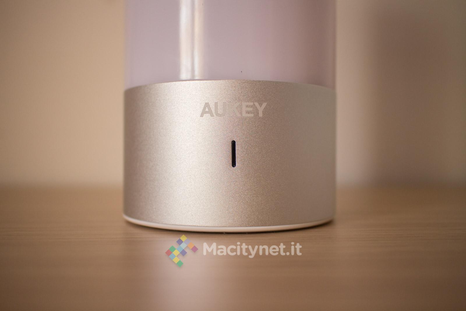 Aukey LT-T6, lampada LED multicolore per l'atmosfera giusta in ...