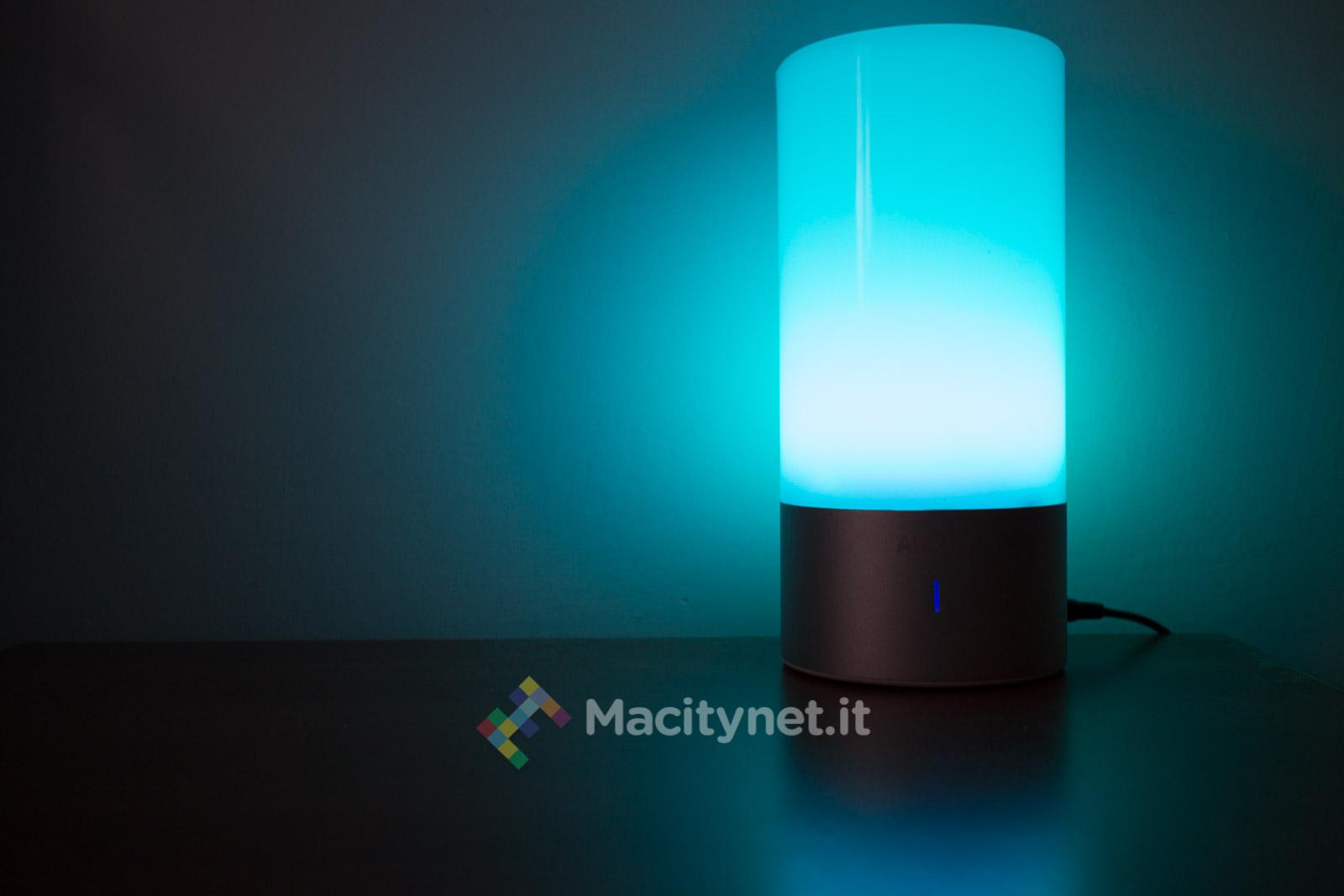 Aukey lt t6 lampada led multicolore per l 39 atmosfera for Costo lampada