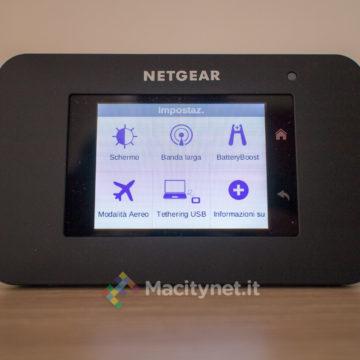 Recensione Netgear AirCard 790