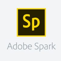 adobe spark icon 800