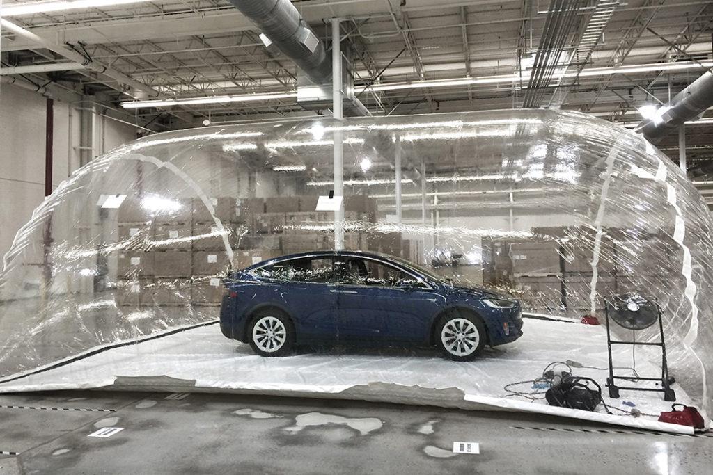 armi biologiche modalita difesa Tesla