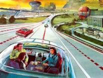 Gli umani sognano auto elettriche (a guida autonoma)