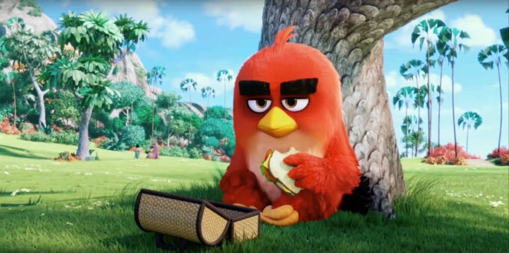 film angry birds 1200