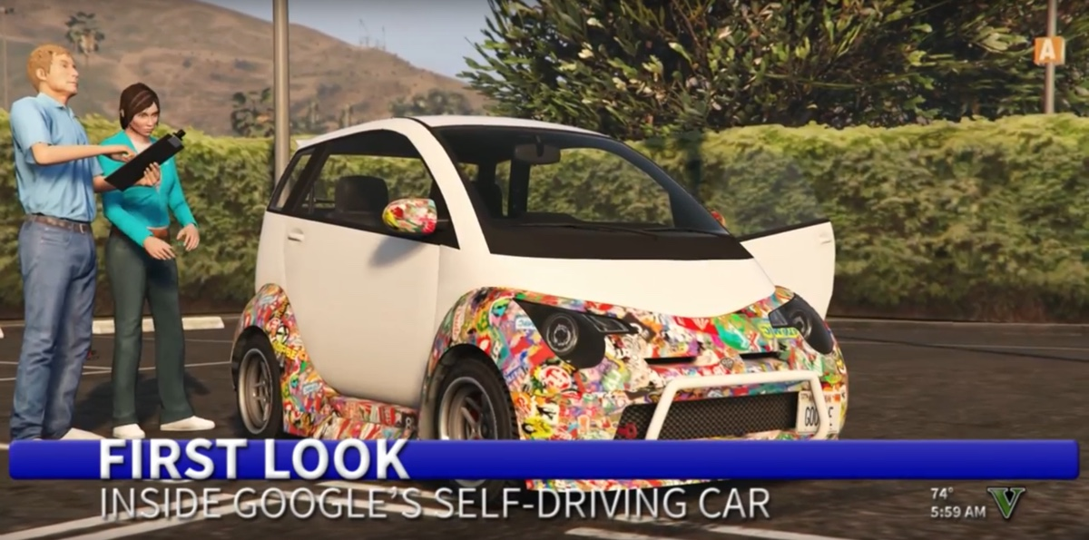 google car parodia 1200