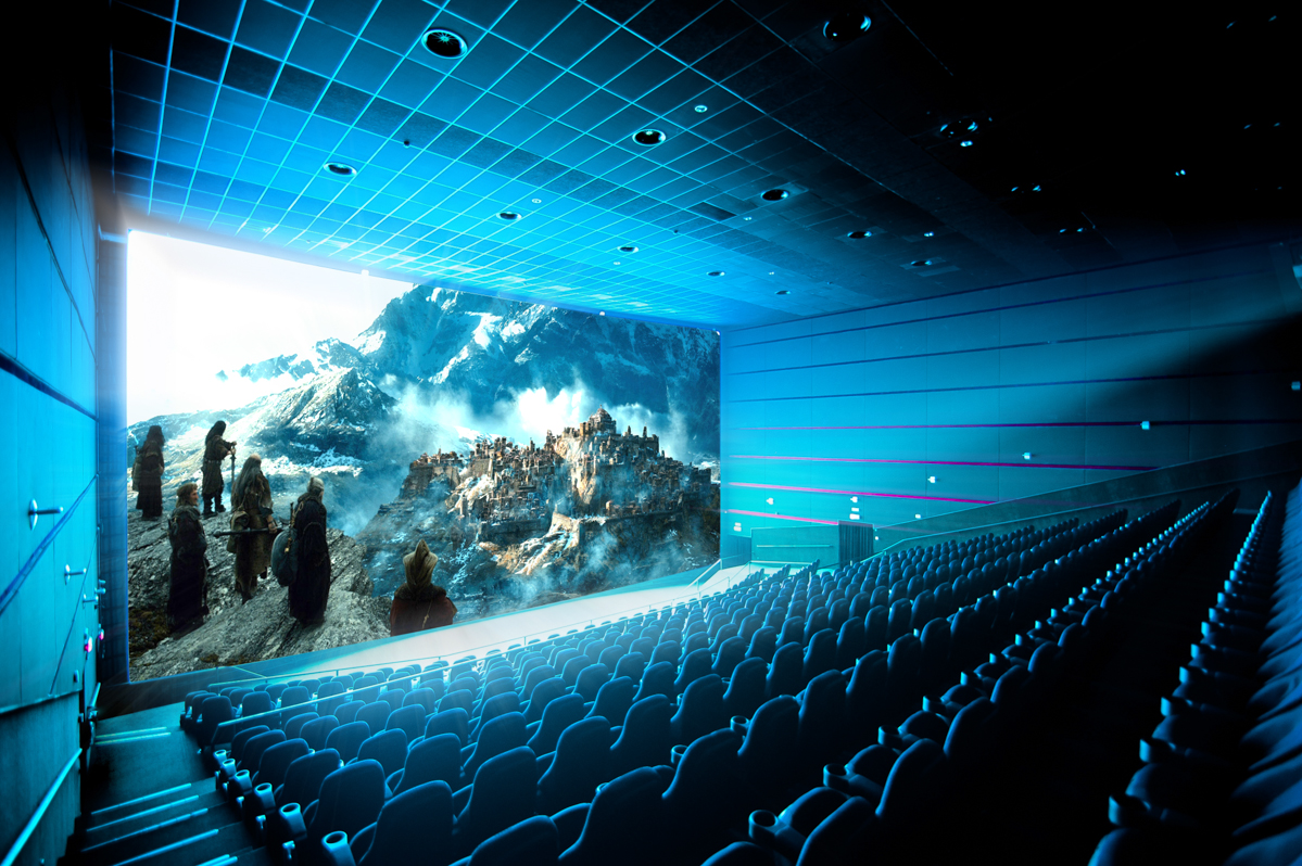 Google IMAX