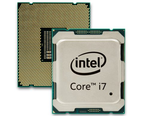Intel Core i7 Extreme Edition 3