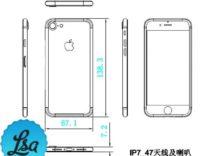 Anche senza jack audio iPhone 7 sembra sarà spesso come iPhone 6s