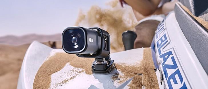 La nuova action camera lg con lte trasmette in diretta su for Camera diretta