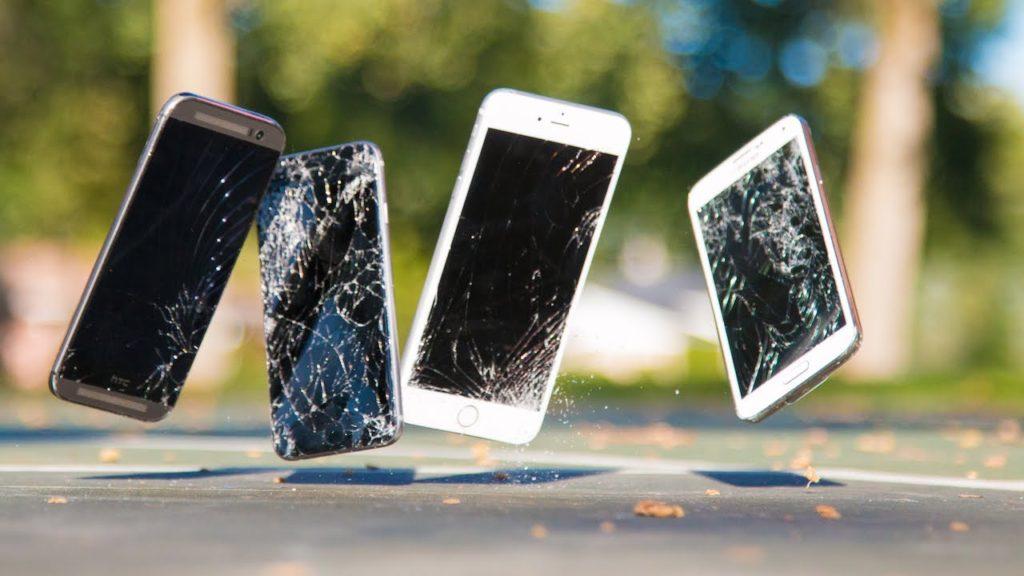 iPhone 6s e Galaxy S7