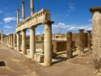 Pompeii Touch, l'app per esplorare la città in viaggio o seduti sul divano