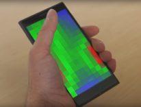 Windows Phone con pre-touch prevede dove il dito toccherà lo schermo
