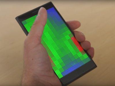 pre-touch Windows Phone prototipo 1200