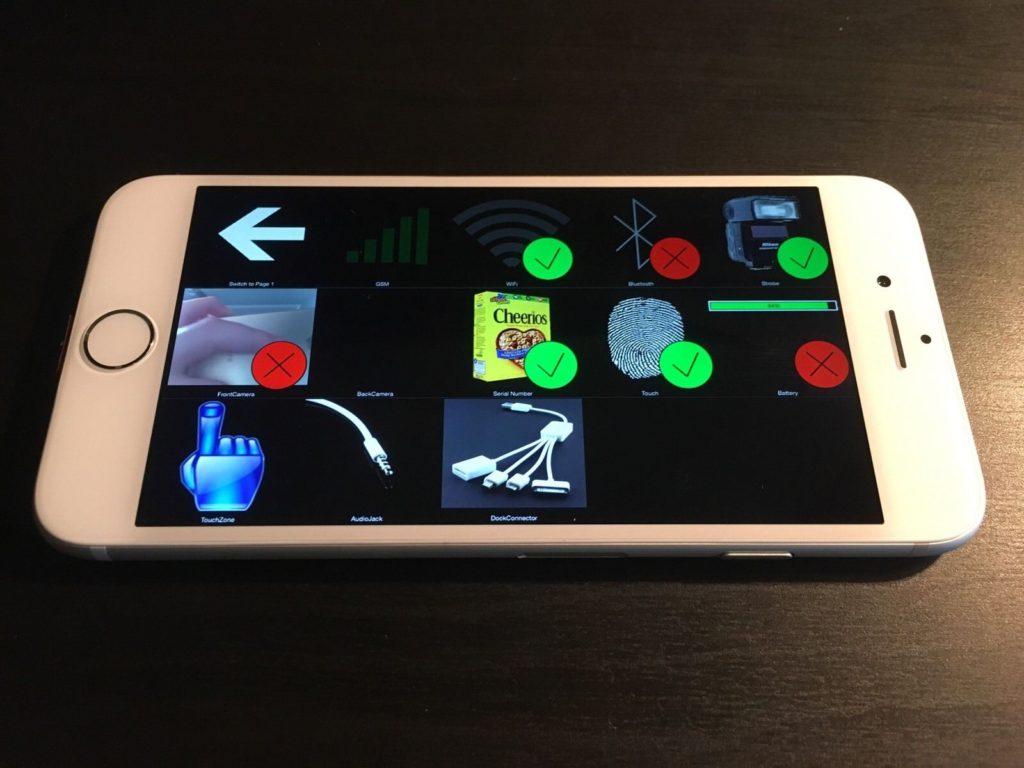 pototipo di iphone 6