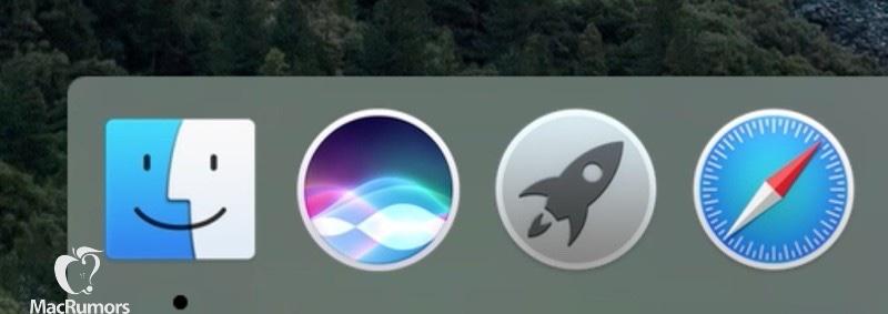 Siri in OS X