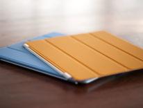 Smart Cover con display touch e notifiche: il brevetto che fa sognare