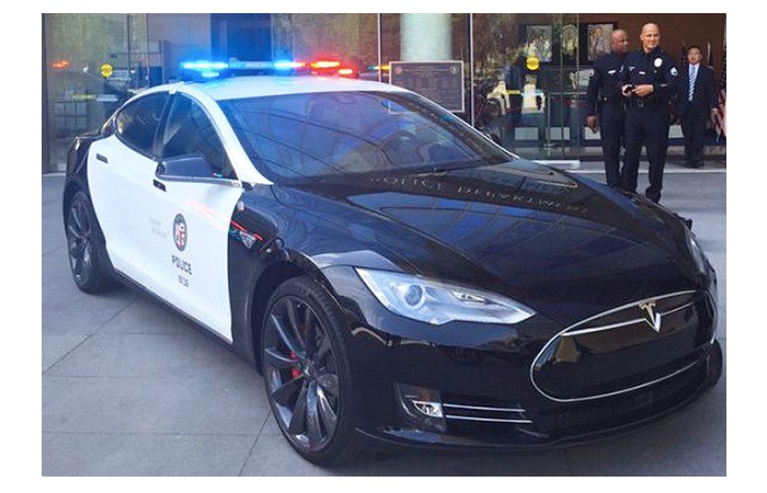 tesla model S LAPD icon 700