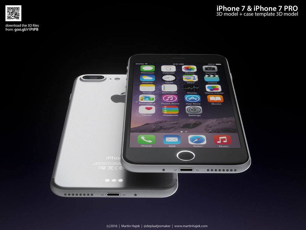 iPhone 7 Pro concept 5