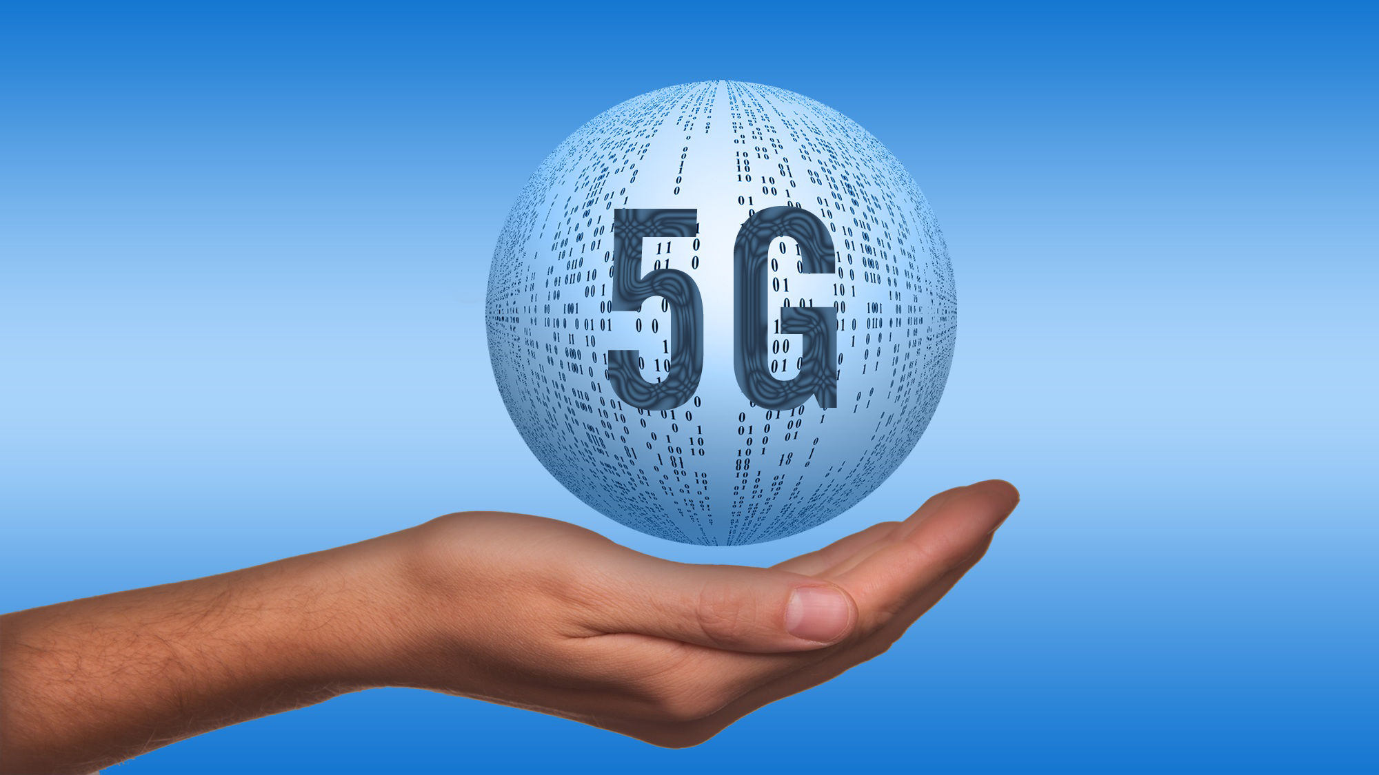 iphone 5G, foto logo 5G