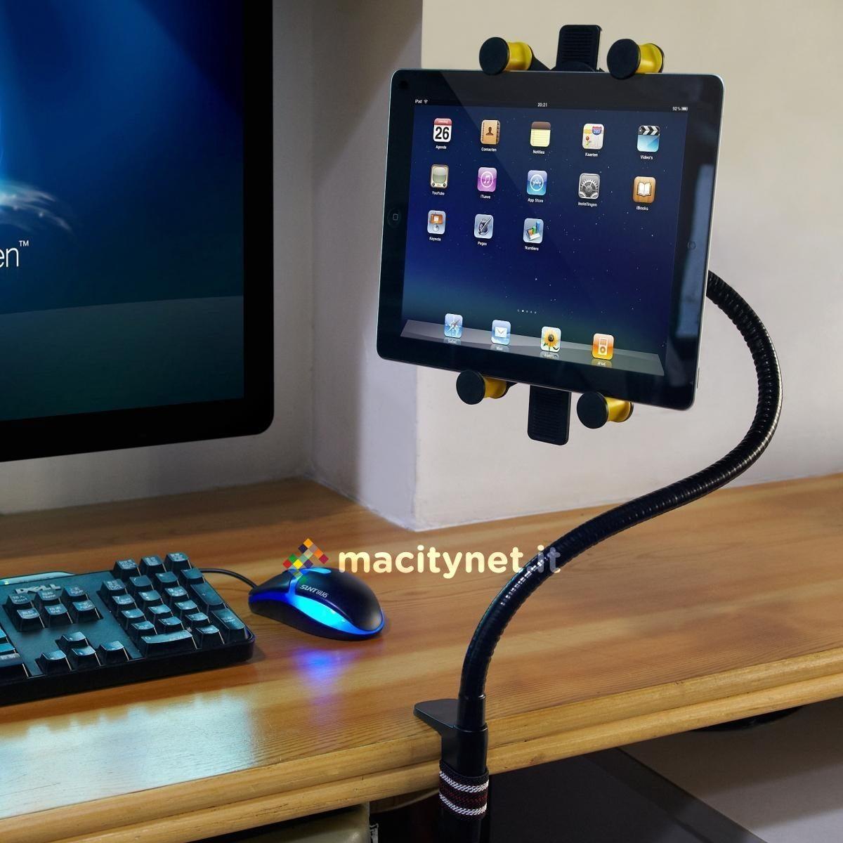 Supporto da scrivania per ipad anche pro solo 20 euro per poche ore - Supporto per ipad da letto ...
