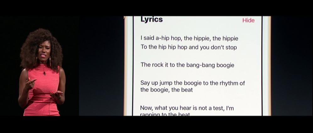 Apple Music ios 10 2