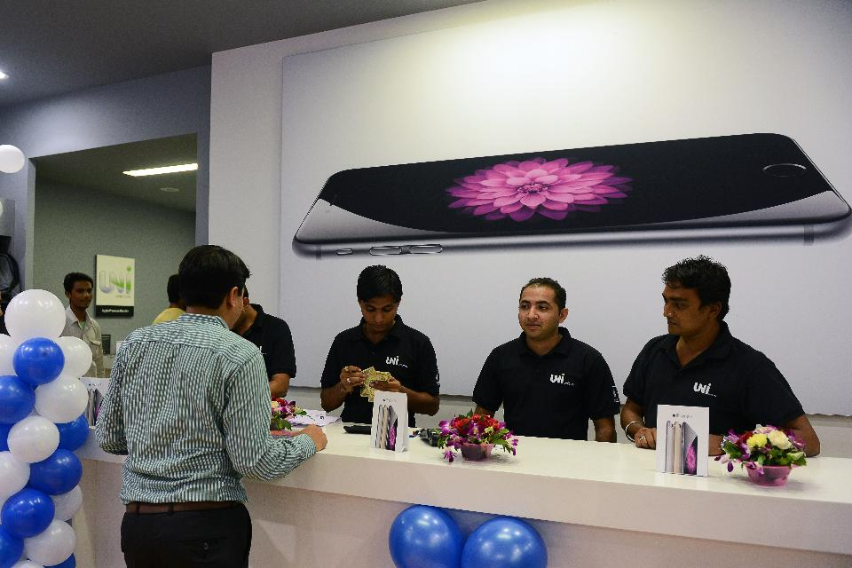 Apple Store India norme