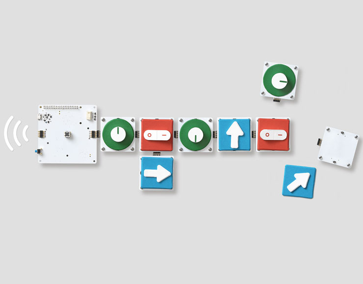 Google Bloks, un progetto per insegnare la programmazione ai ragazzi