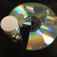 CD frantumato