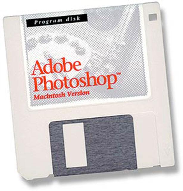 Su un vecchio floppy disk da a 3½ pollici era possibile memorizzare 1.44MB