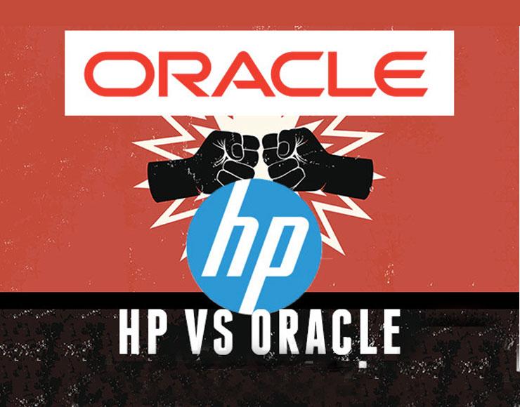 Oracle vs Hp
