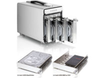 Thunder3 Quad spinge al massimo SSD e dischi fissi grazie a Thunderbolt 3