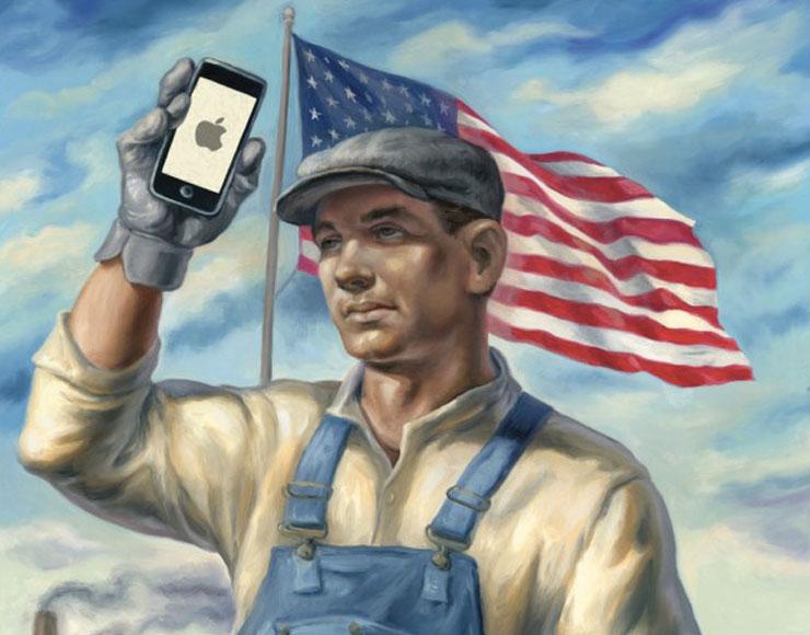 iPhone americano