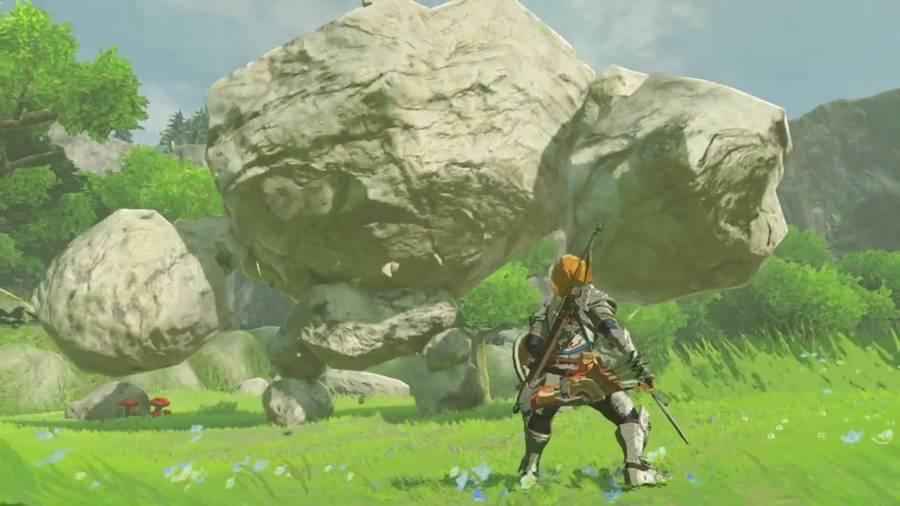Zelda Breath Of The Wild 5