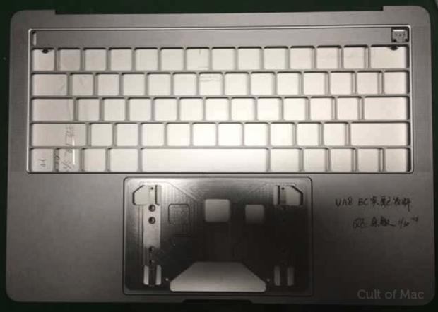 barra oled macbook