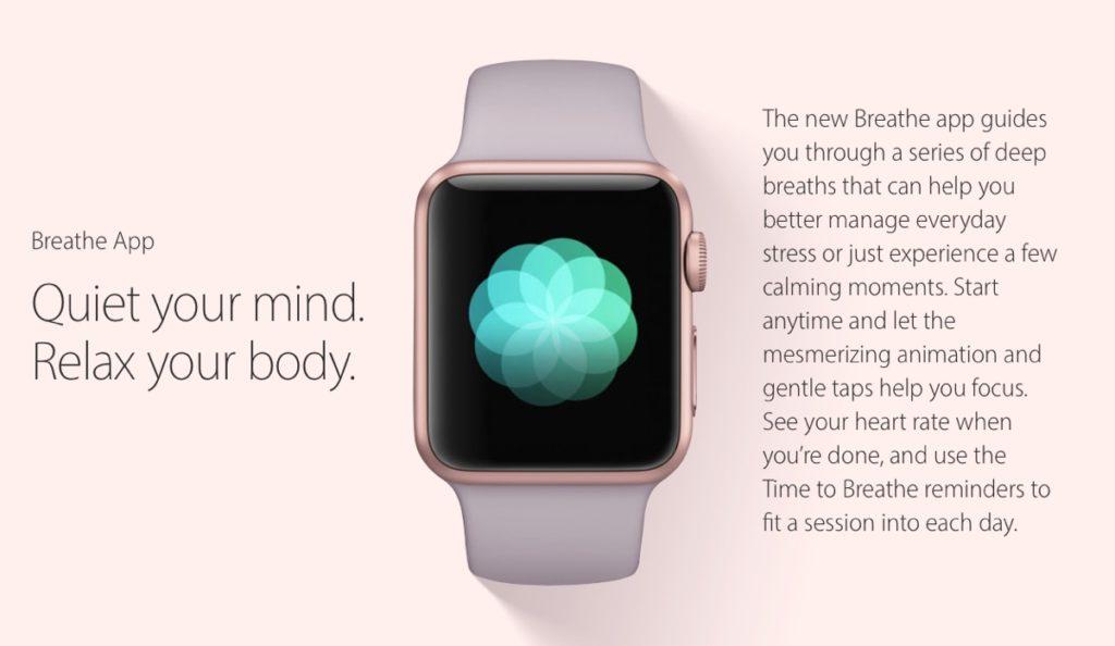 breathe app apple