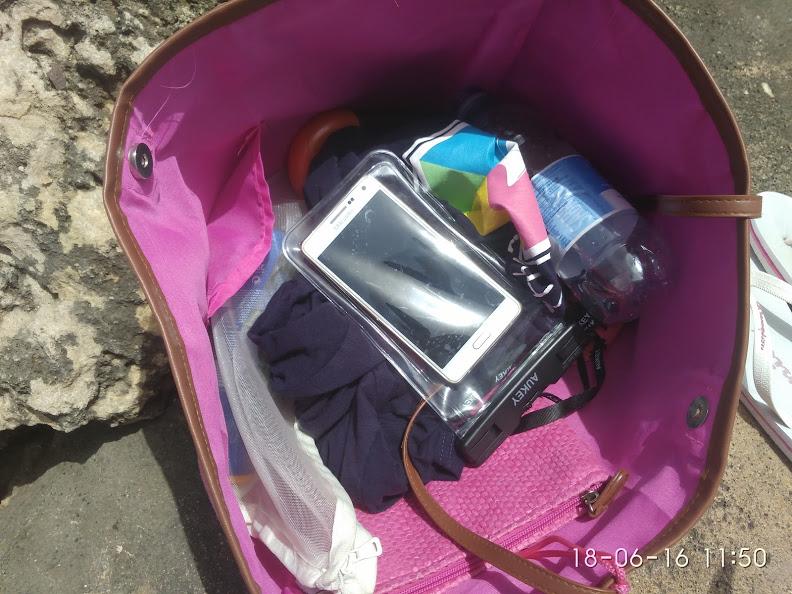 bustina aukey waterproof11