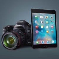 canon iPad 1
