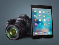 Estate con Canon: comprando una fotocamera EOS, iPad è in regalo