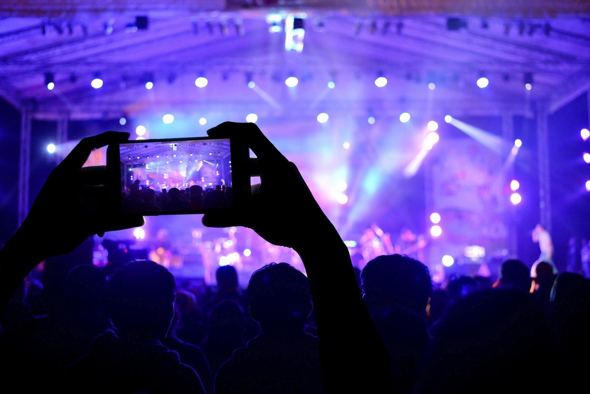 Brevetto Apple Per Bloccare Foto E Video In Concerti