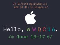 WWDC 2016: ecco come cambierà la vostra vita con iPhone e Mac