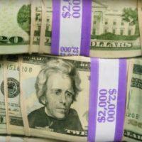 dollari tritati 1200
