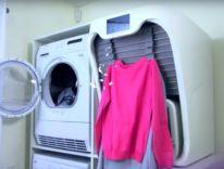FoldiMate l'elettrodomestico che piega e stira montagne di vestiti