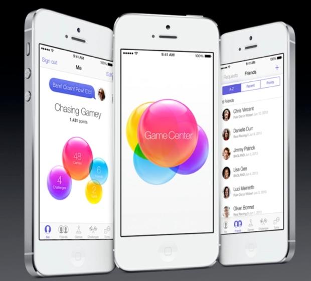 game center app 620