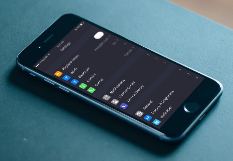 iOS 10 concept 2