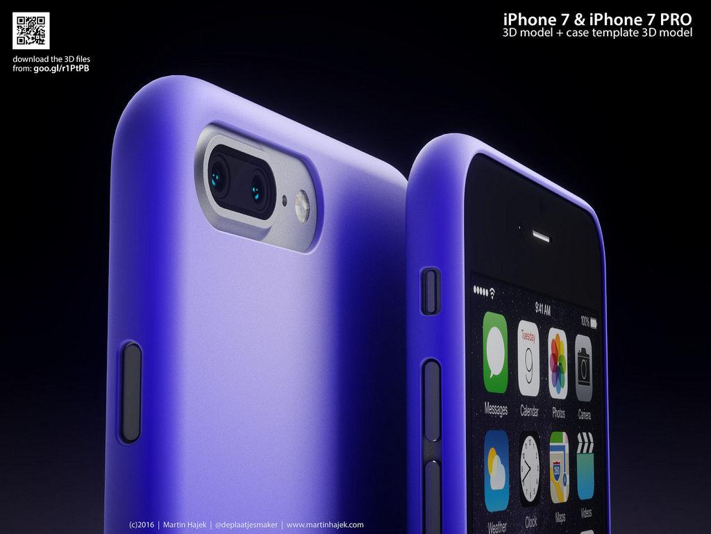 iPhone 7 Pro concept 1