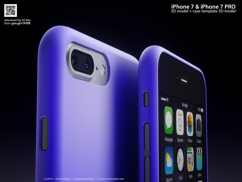 iPhone 7 Pro concept 1