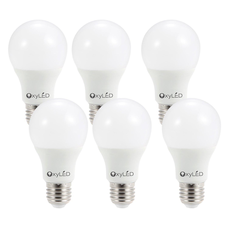 6 lampadine led 9w per casa sconto a 26 39 euro for Lampadine a led in offerta