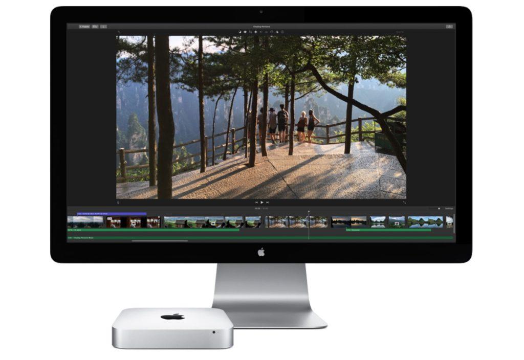 mac mini cinema display 1200