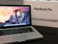 MacBook Pro non-Retina